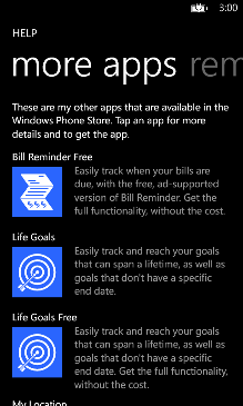 Bill Reminder Screenshot 12